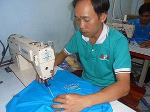 Quy cách bản quản in áo thun đồng phục tốt