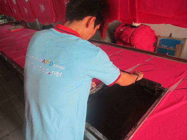 Xưởng in áo thun đẹp tại HCM