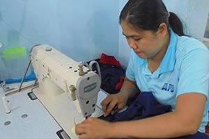 Xem tiếp xưởng may áo thun đồng phuc